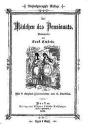 Die Mädchen des Pensionats Humoreske