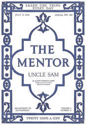 The Mentor: Uncle Sam, Vol. 7, Num. 11, Serial No. 183, July 15, 1919