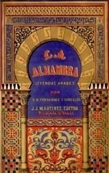 La alhambra; leyendas árabes