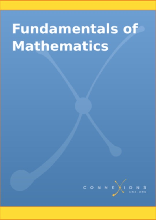 Fundamentals Of Mathematics By Denny Burzynski Bookfusion