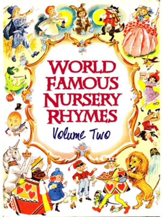 World Famous Nursery Rhymes: Volume 2