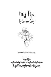 Easy-Tips