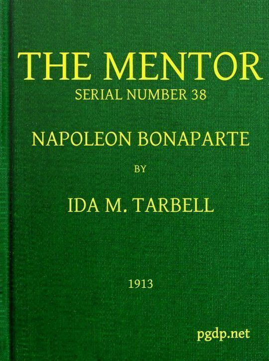 The Mentor: Napoleon Bonaparte, Serial No. 38