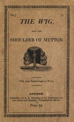 The Wig and the Shoulder of Mutton or, The Folly of Juvenile Fears