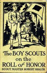 The Boy Scouts on the Roll of Honor