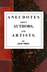Anecdotes about Authors and Artists