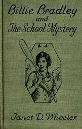 Billie Bradley and the School Mystery or, The Girl From Oklahoma