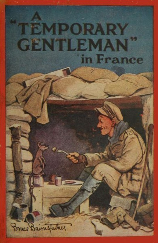 A Temporary Gentleman in France