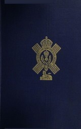 The History of the 7th Battalion The Queen's Own Cameron Highlanders