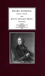 Pearl-Fishing; Choice Stories from Dickens' Household Words; Second Series