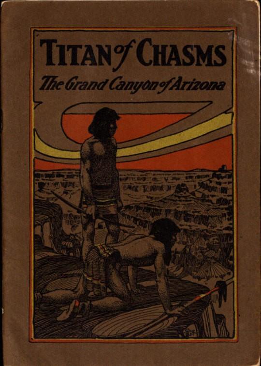Titan of Chasms The Grand Canyon of Arizona