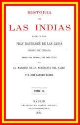 Historia de las Indias (2 de 5)