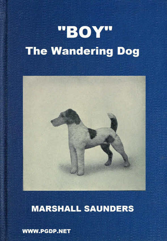"""""""Boy"""" the Wandering Dog Adventures of a Fox-Terrier"""