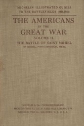 The Americans in the Great War; v. 2 The Battle of Saint Mihiel
