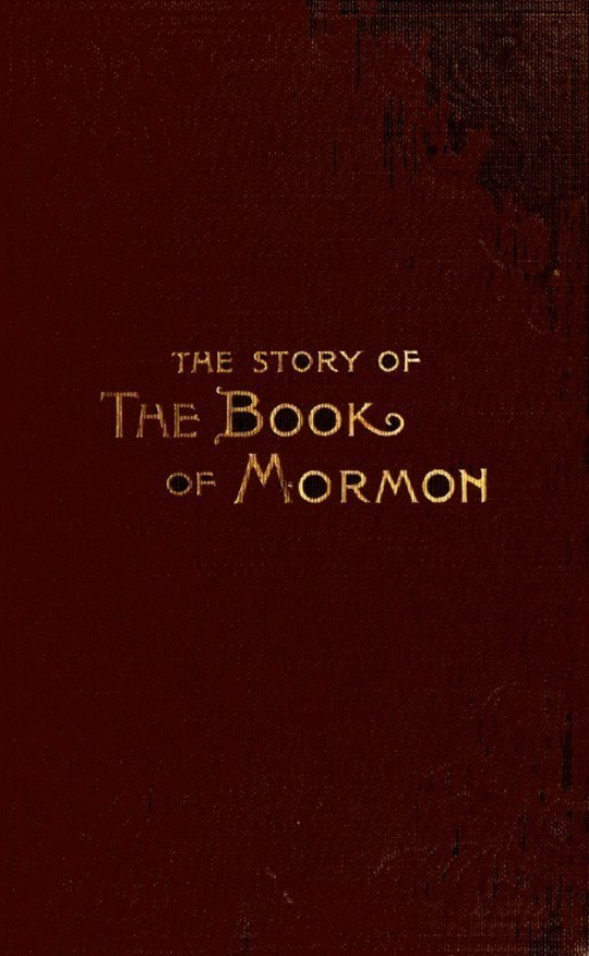 The Story of the Book of Mormon