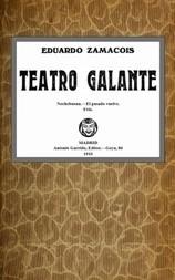 Teatro galante