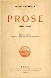 Prose (1880-1890)