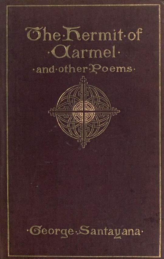 A Hermit of Carmel and Other Poems