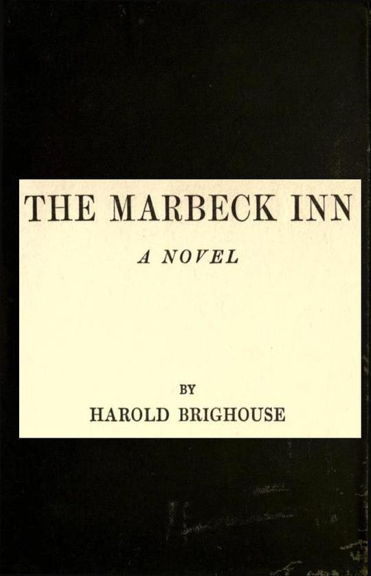 The Marbeck Inn A Novel
