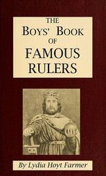 The Boys' Book of Rulers