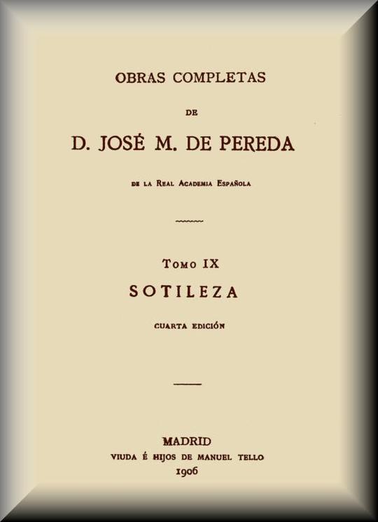 Sotileza