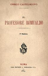 Il Professore Romualdo