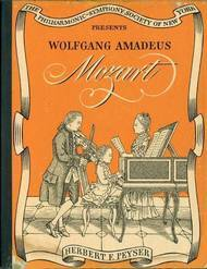 Wolfgang Amadeus Mozart New York Philharmonic-Symphony Society Presents...