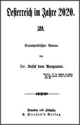 Oesterreich im Jahre 2020 Socialpolitischer Roman