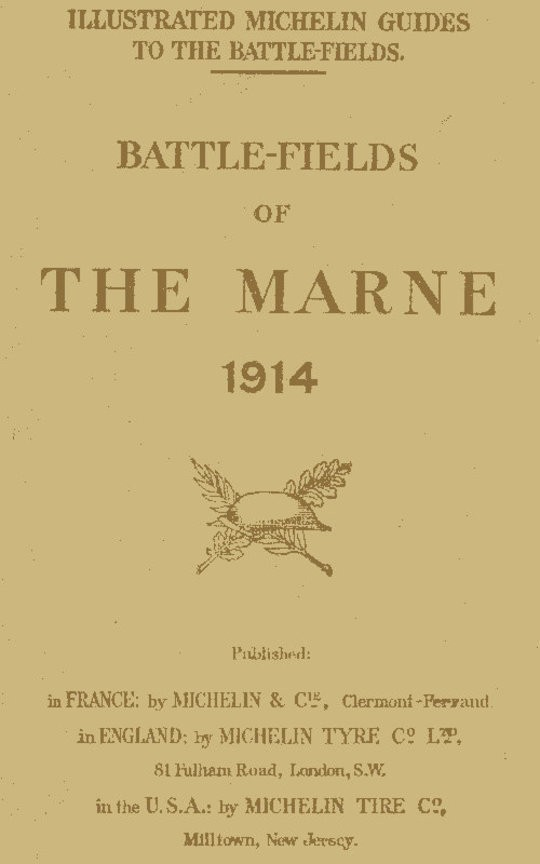 Battlefields of the Marne 1914