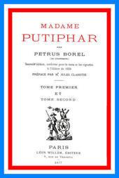 Madame Putiphar, vol 1 e 2