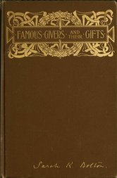 Famous Givers and Their Gifts