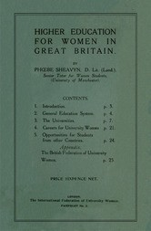 Higher Education for Women in Great Britain