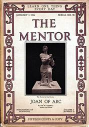 The Mentor: Joan of Arc, v. 3, Num. 22, Serial No. 98, January 1, 1916
