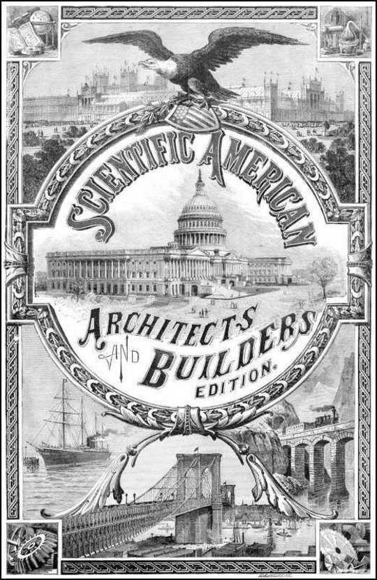 Scientific American Architects and Builders Edition, No. 26, Dec, 1887