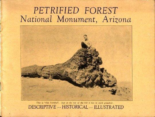 Petrified Forest National Monument, Arizona