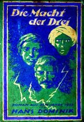 Die Macht der Drei Ein Roman aus dem Jahre 1955
