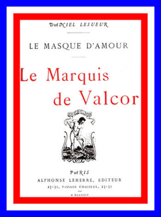 Le marquis de Valcor