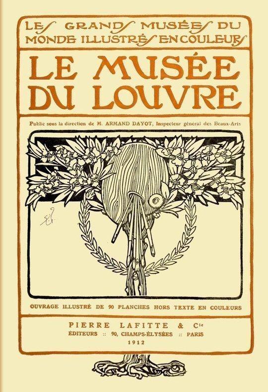 Le musée du Louvre, tome 1 (of 2)
