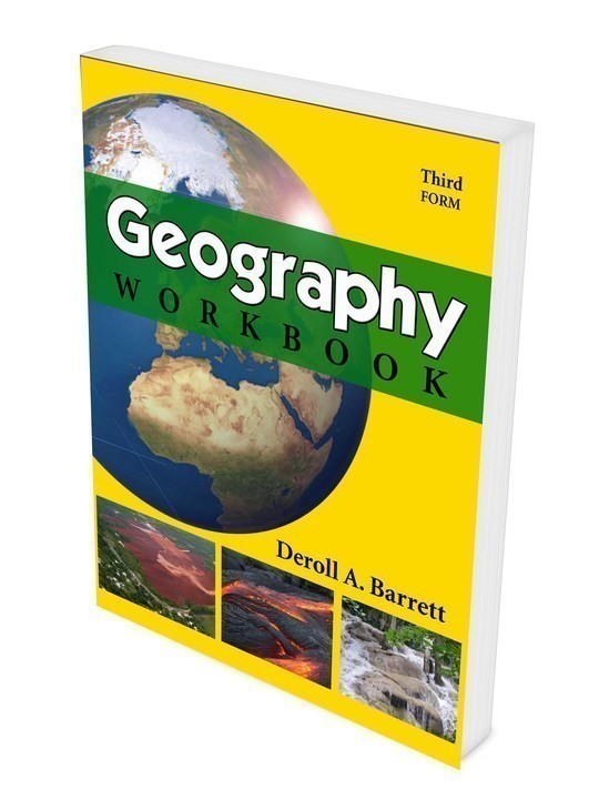 Geography Workbook for Third Form