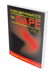 Pure Mathematics for CAPE: Volume 2