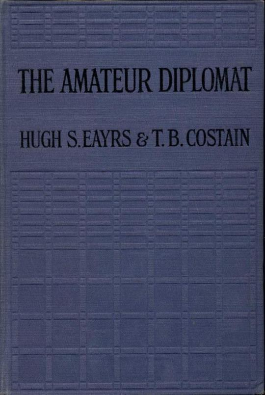 The Amateur Diplomat A Novel