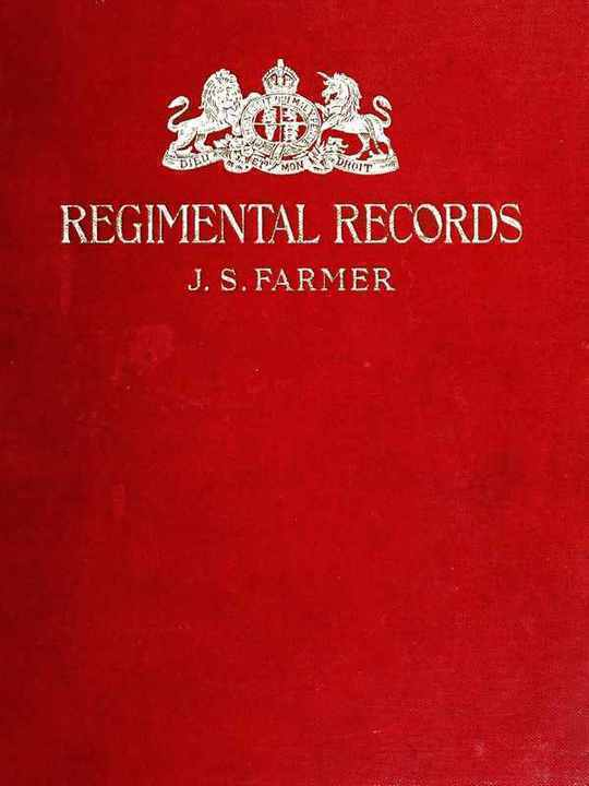 The Regimental Records of the British Army