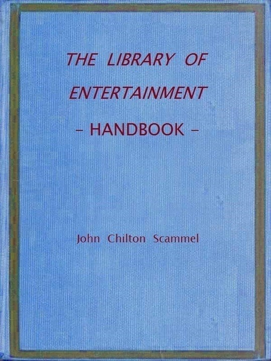 The Library of Entertainment Handbook