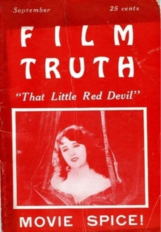 Film Truth; September, 1920
