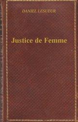 Justice de femme