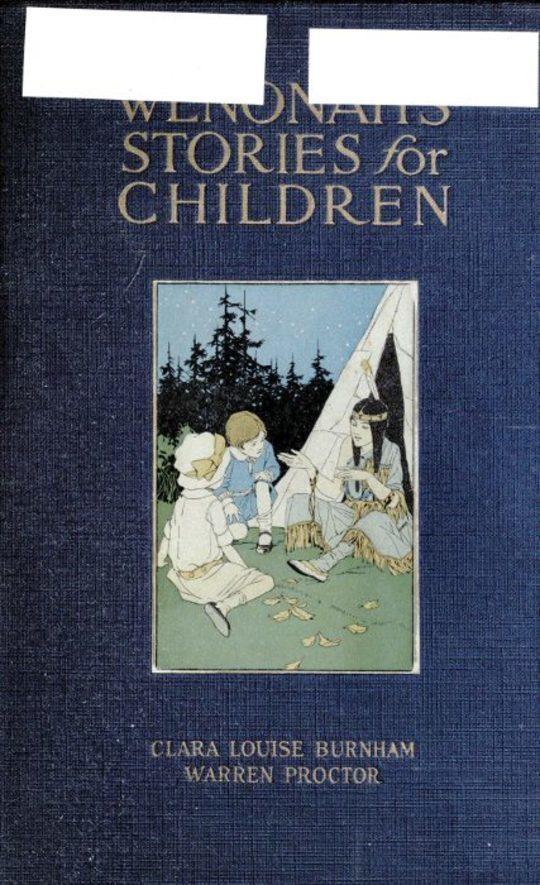 Wenonah's Stories for Children
