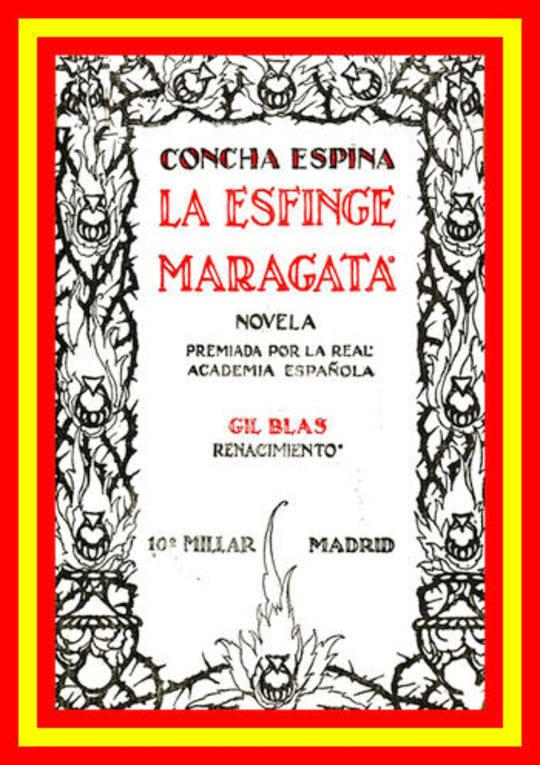 La Esfinge Maragata Novela