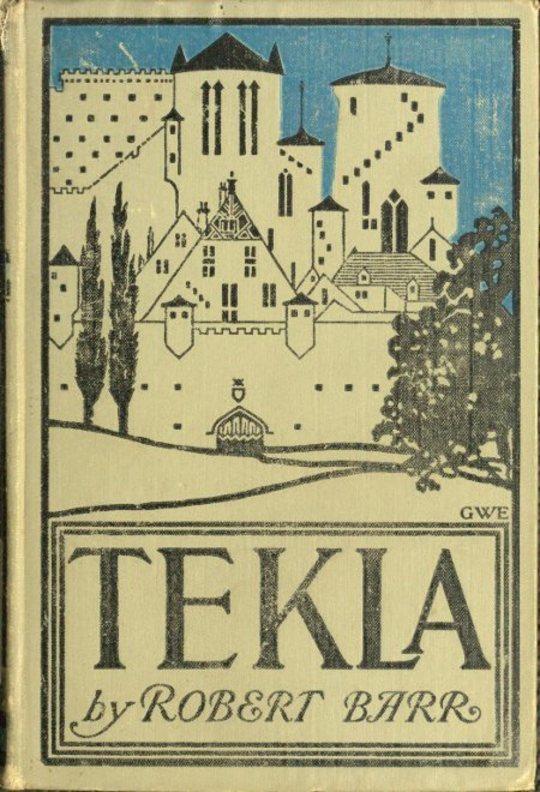 Tekla A Romance of Love and War
