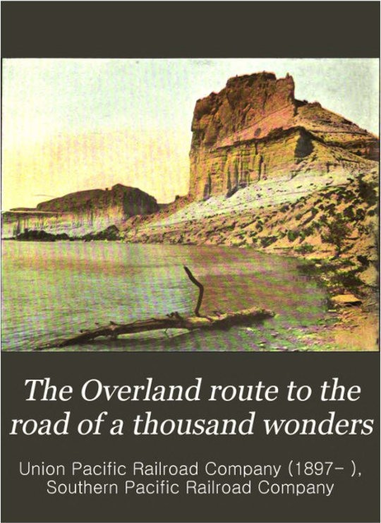 The Overland Route to the Road of a Thousand Wonders