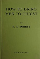 How to bring men to Christ